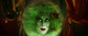 image of Madame Leota in green